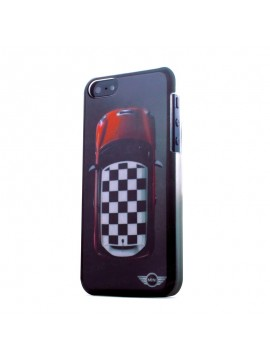 COQUE RIGIDE MINI IPHONE 5/5S TOIT DAMIER
