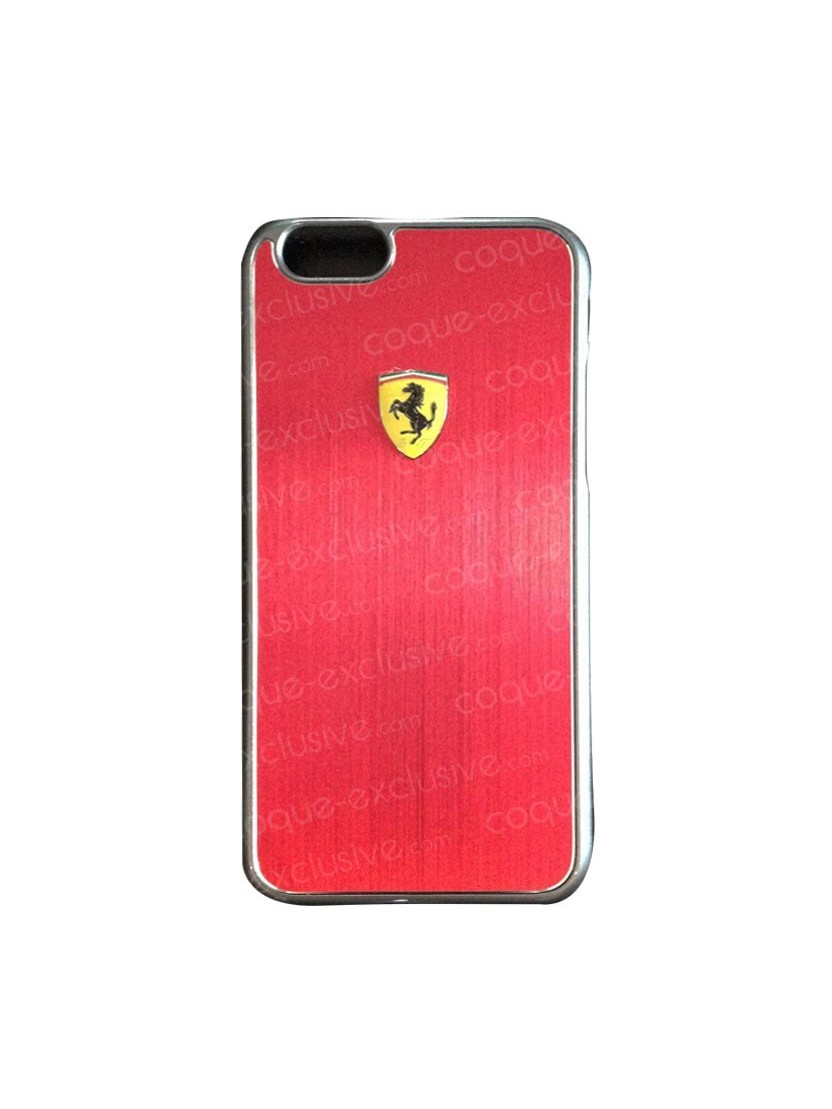 coque rigide ferrari scuderia metallic red. Black Bedroom Furniture Sets. Home Design Ideas
