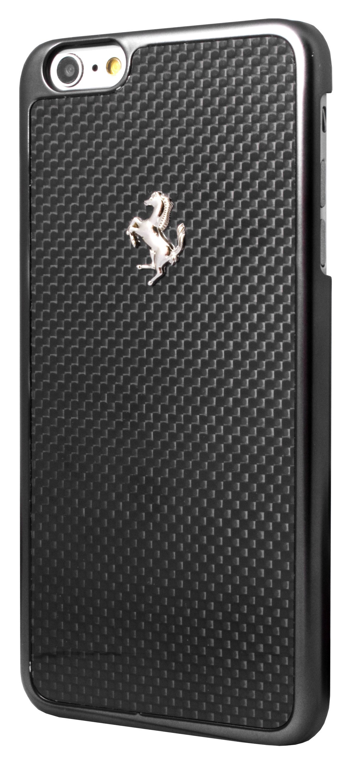 coque iphone 7 ferrari en carbon