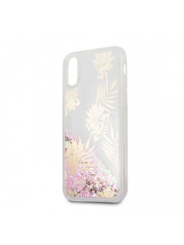 coque iphone x pailette