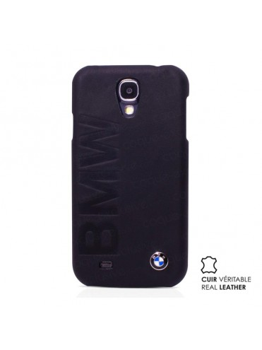 COQUE RIGIDE EN CUIR BMW SIGNATURE COLLECTION NOIR