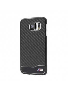 COQUE RIGIDE BMW COLLECTION CARBONE NOIRE