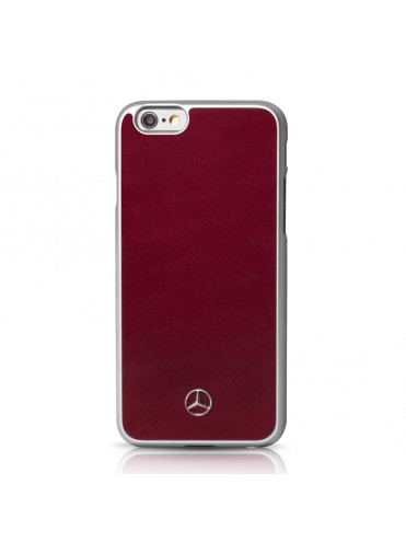 COQUE RIGIDE ROUGE MERCEDES COLLECTION DYNAMIC LINE