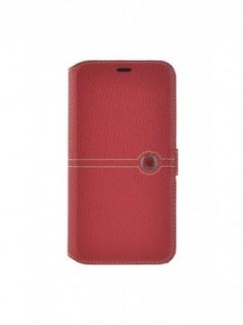 Etuis à rabat FACONNABLE pour modèle IPHONE XS - FAI85BKBL130