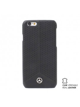COQUE RIGIDE NOIR MERCEDES COLLECTION PURE LINE
