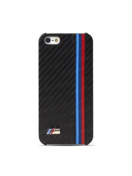 COQUE RIGIDE BMW M COLLECTION NOIR CARBONE EFFECT