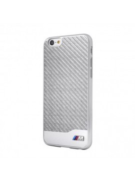 COQUE RIGIDE BMW M COLLECTION CARBONE EFFECT ALUMINIUM