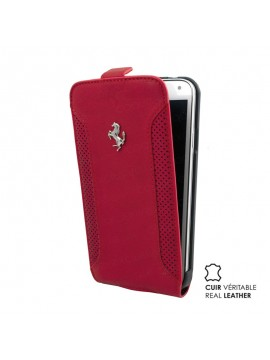 COQUE RABAT FERRARI NEW F12 COLLECTION ROUGE