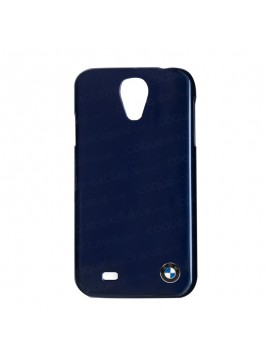 COQUE RIGIDE BMW METALLIC FINISH BLEU