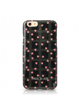 COQUE RIGIDE PAUL AND JOE COLLECTION HEART PRINT