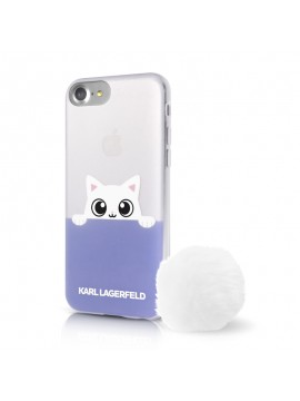 Coque souple Karl Lagerfeld collection K-Peek