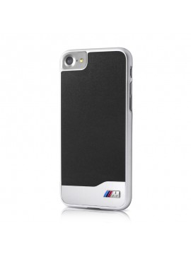 Coque rigide BMW noire collection Brushed Metal