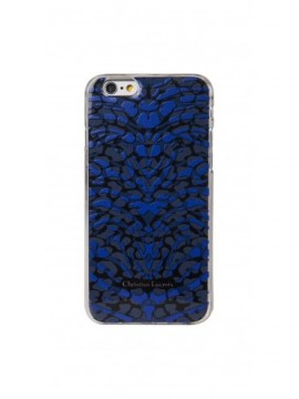 COQUE RIGIDE CHRISTIAN LACROIX NAVY COLLECTION PANTIGRE