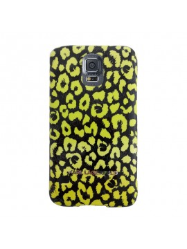 COQUE RIGIDE CAMOUFLAGE YELLOW KARL LAGERFELD GS5